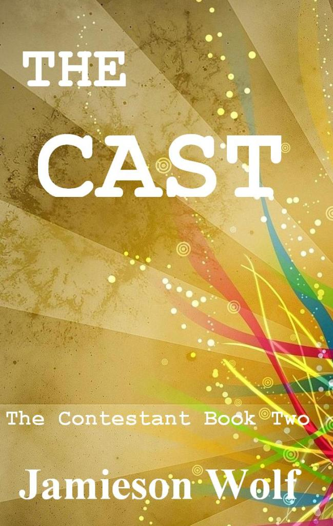 The Cast Book Cover