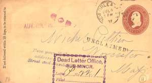 dead-letter-mailing