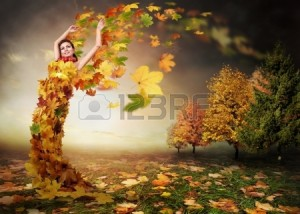 21896039-abstract-autumn-image-lady-autumn-with-leaves-wings