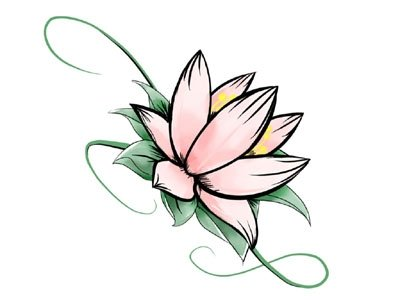 new-lotus-flower-tattoo-sample