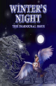 Cover of Winter's Night, The Inaugural Issue