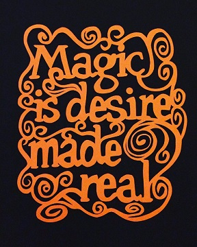 Magic desire