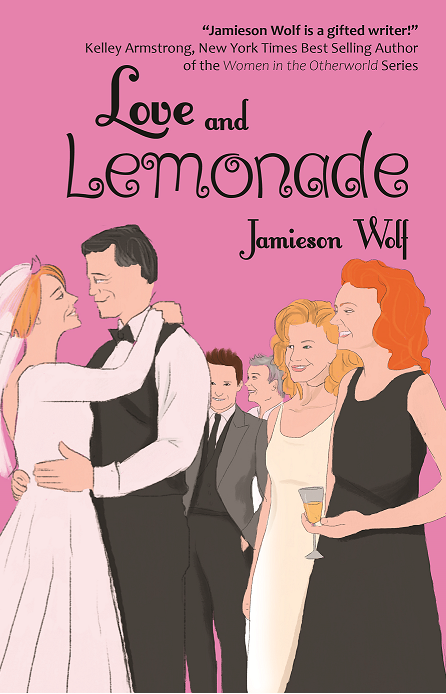 Love and Lemonade front cover